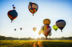 Полеты на воздушных шарах Краснодар