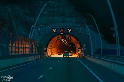 Тоннель Сочи