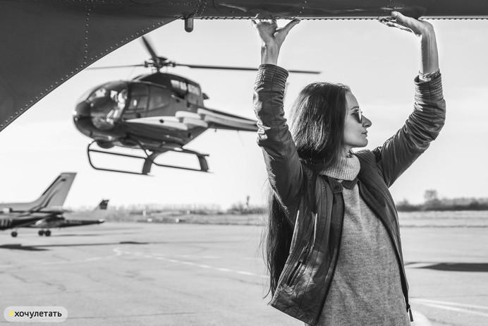 вертолет фотосессия краснодар