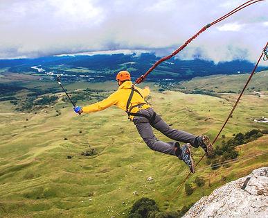 Прыжок с веревкой Шахан