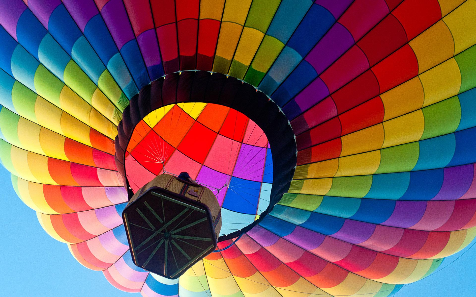 Полет на шаре в Краснодаре