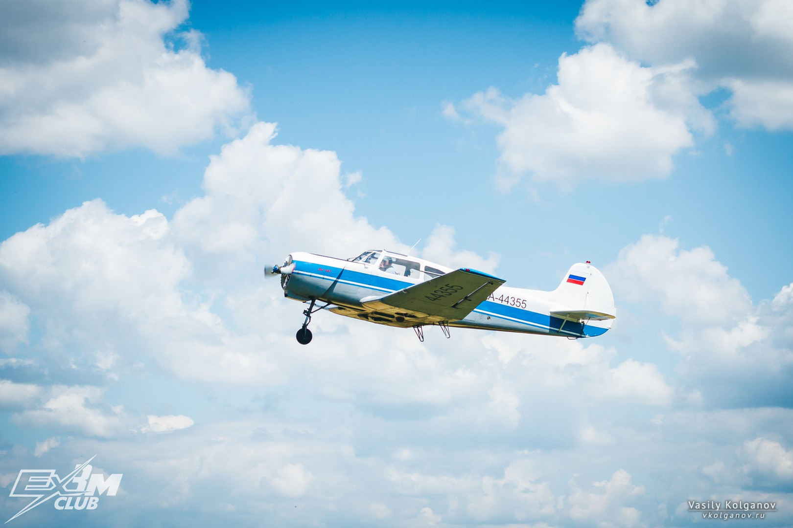 Полеты на самолетах