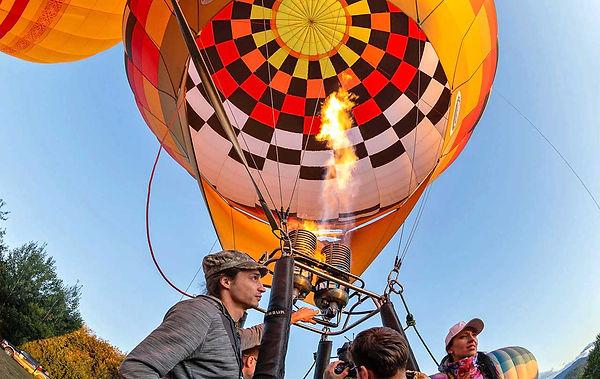 воздушный шар адлер