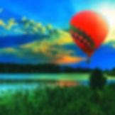 Полет на воздушном шаре в подарок Краснодар, полеты на воздушных шарах над водой, цены на полет на воздушном шаре