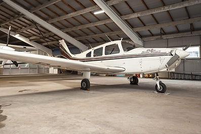 Полет на самолете Piper Warrior 2