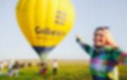 весенний фестиваль воздушных шаров