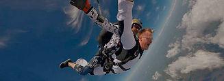 прыжок в тандеме фото