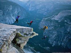 Прыжки с парашютом в Норвегии