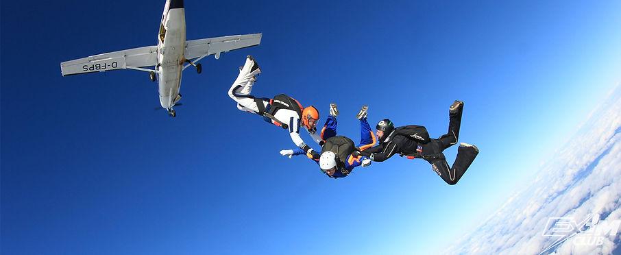 AFF, обучение парашютному спорту, парашютный спорт, подготовка парашютиста, прыжок с парашютом с инструктором, программа АФФ, программа AFF, тренировочные прыжки с парашютом
