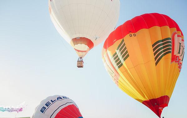 фестиваль воздушных шаров вов