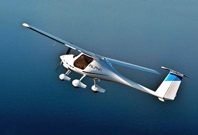 самолет pipistrel полет в краснодаре