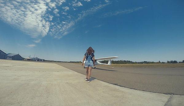Полет на самолете в Краснодаре