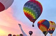 воздушный шар сочи парк