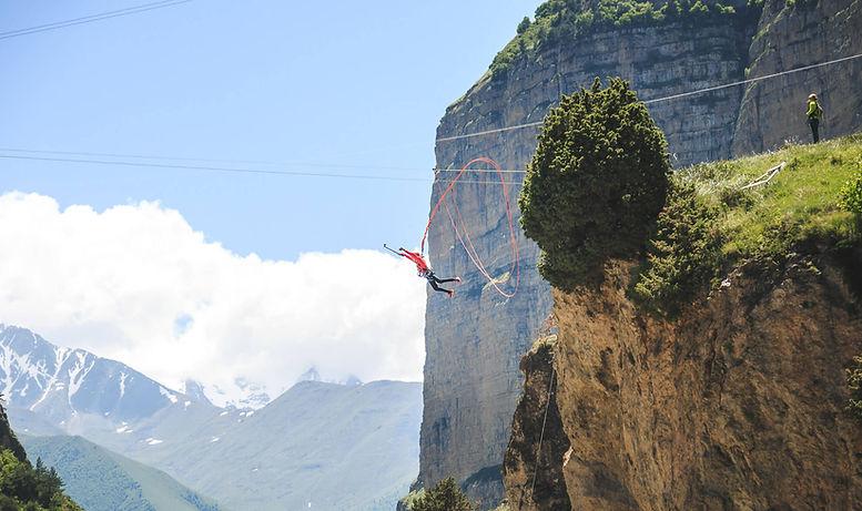 прыжки с веревкой