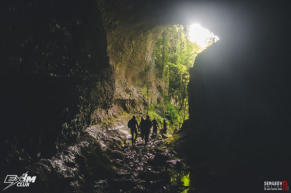 пещера абхазия