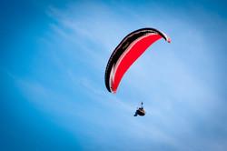 Полет на параплане в Краснодаре