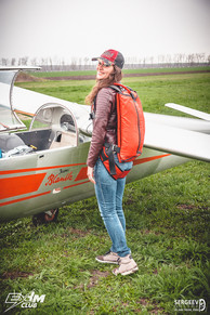 Спасательный парашют планер Бланик