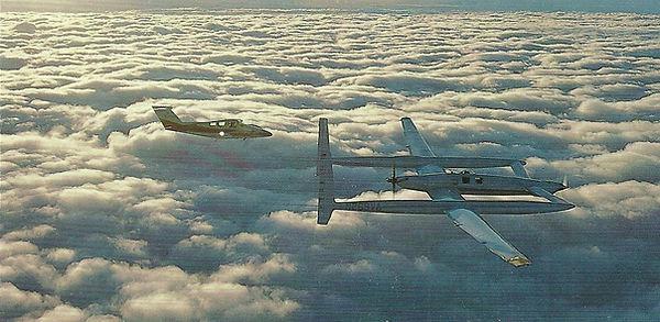 voyager flight around the world