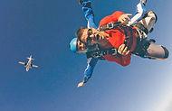видео и фото прыжки с парашютом