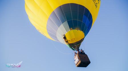 полет на шаре феодосия