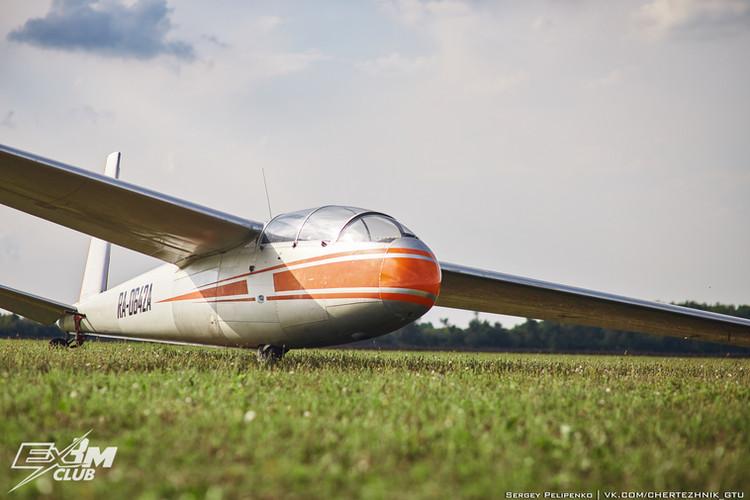 Полеты на планерах