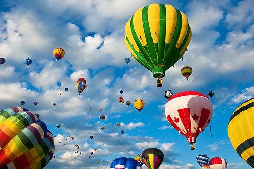 Полет на воздушном шаре | Подарочный сертификат | Краснодар