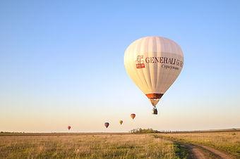 Воздушные шары России