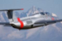 Полет на реактивном самолете, L-29 Delfin, Полет Владикавказ