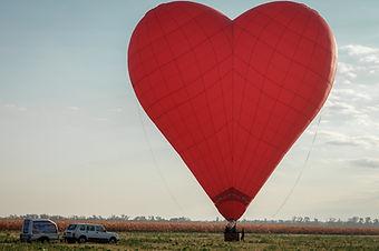 прогулка на воздушном шаре краснодар