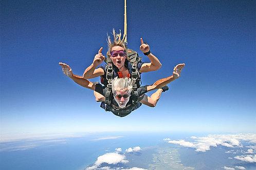 Прыжок с парашютом | Подарочный сертификат | Краснодар | Ростов