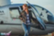 8 марта вертолет