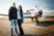 полет на самолет, небо лучший подарок, оригинальные подарки, купи полет