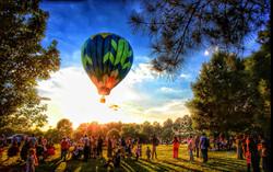 Воздушный шар Краснодар