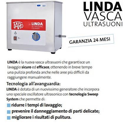 LINDA VASCA ULTRASUONI 3 lt - FARO