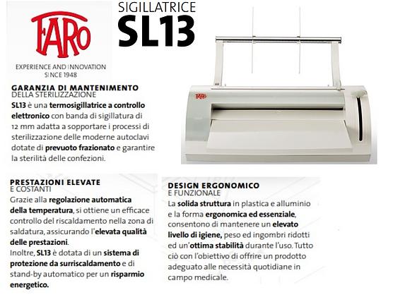 SIGILLATRICE SL13 - FARO