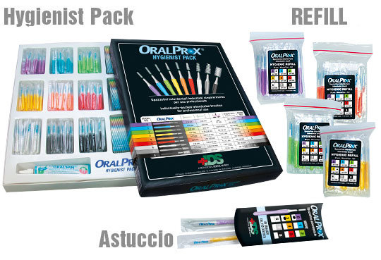 ORALPROX HYGIENIST PACK