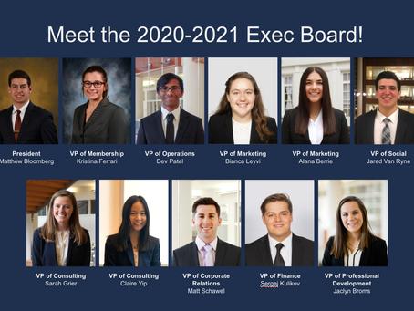 Meet the 2020-2021 AMA Executive Board