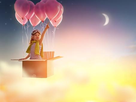 工作&実験好きの子にオススメ! 自宅で簡単にレッツ・気球作り♪