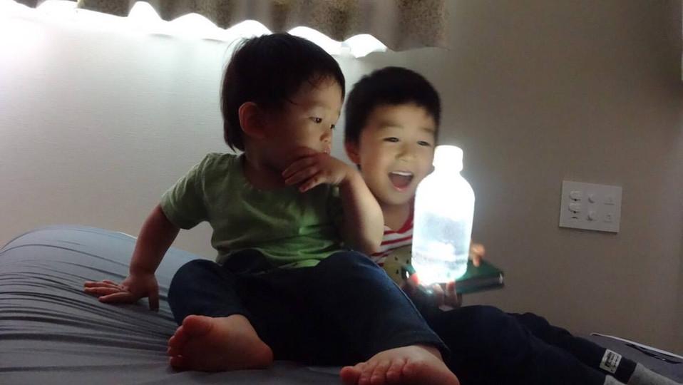 息子とタンキュー仲間になったら 「パパ、きらい」と言われる回数が激減しました!