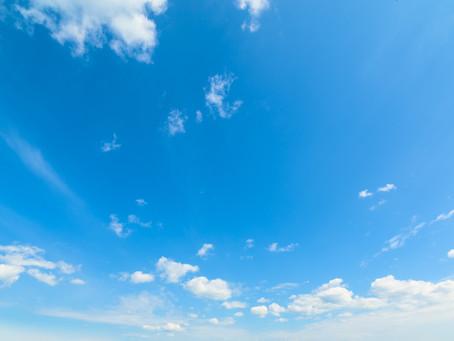 「どうして空が青いの?」と聞かれたら