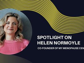 Spotlight on Helen Normoyle