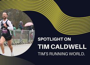 Spotlight on - Tim Caldwell