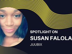 Spotlight on - Susan Falola