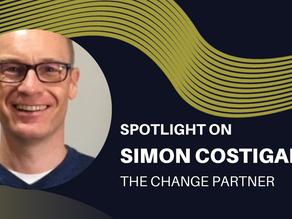 Spotlight on - Simon Costigan