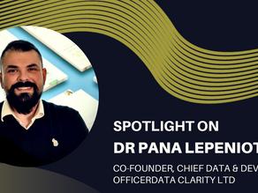 Spotlight on - Dr Pana Lepeniotis