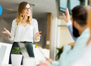 How to give the perfect interview presentation.