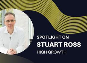 Spotlight on - Stuart Ross