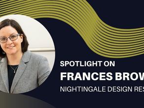Spotlight on - Frances Brown