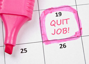 How to quit a job you hate