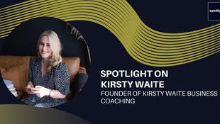 Spotlight on Kirsty Waite